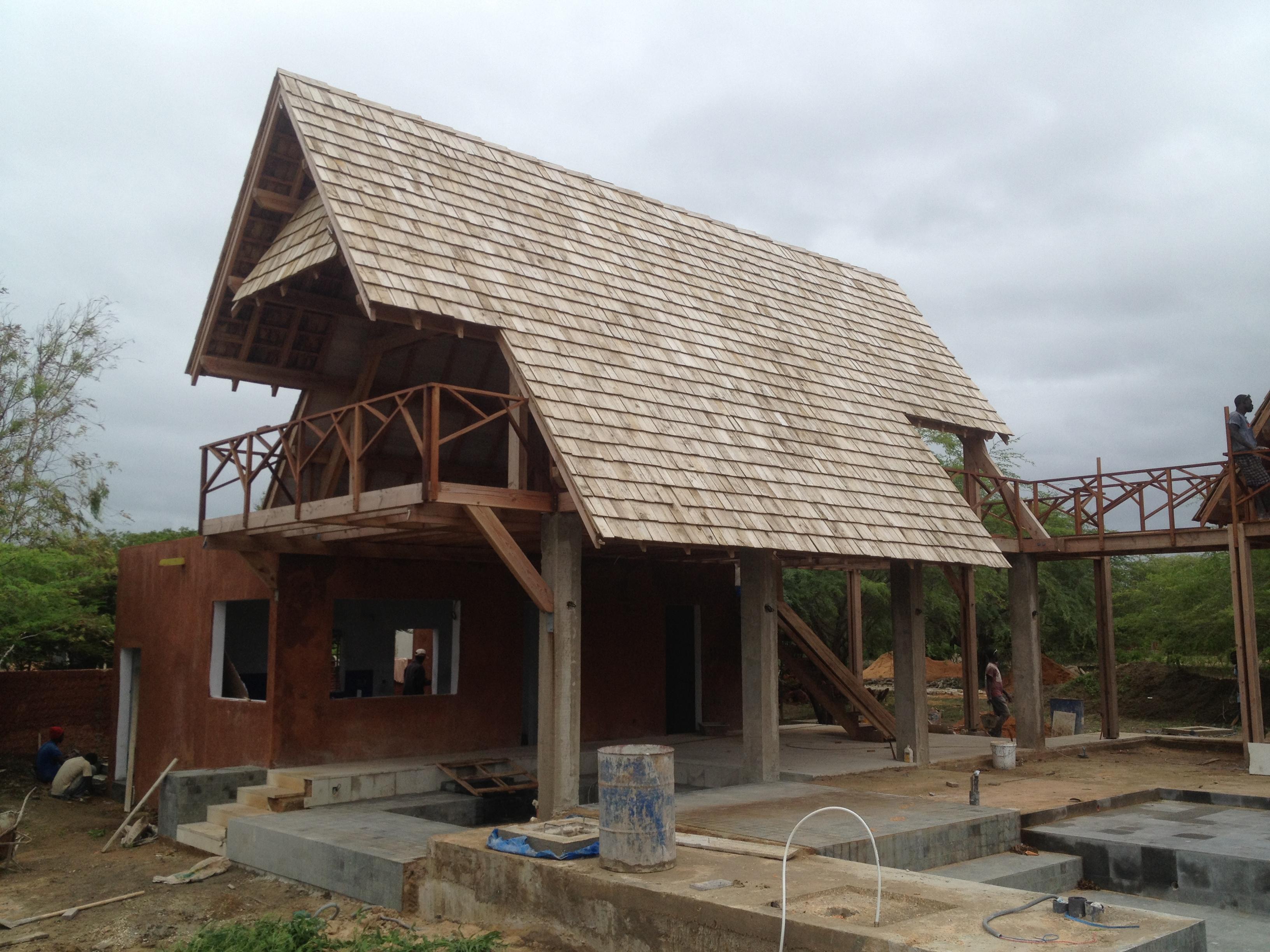 Cout construction maison dakar maison moderne for Cout charpente maison